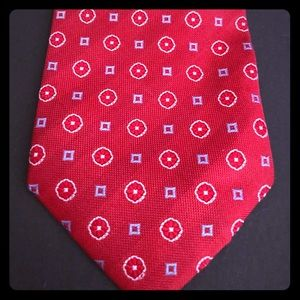 Andrew's Red Tie NWT